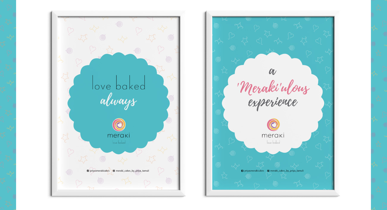 Meraki : Love Baked – Designs By Payal